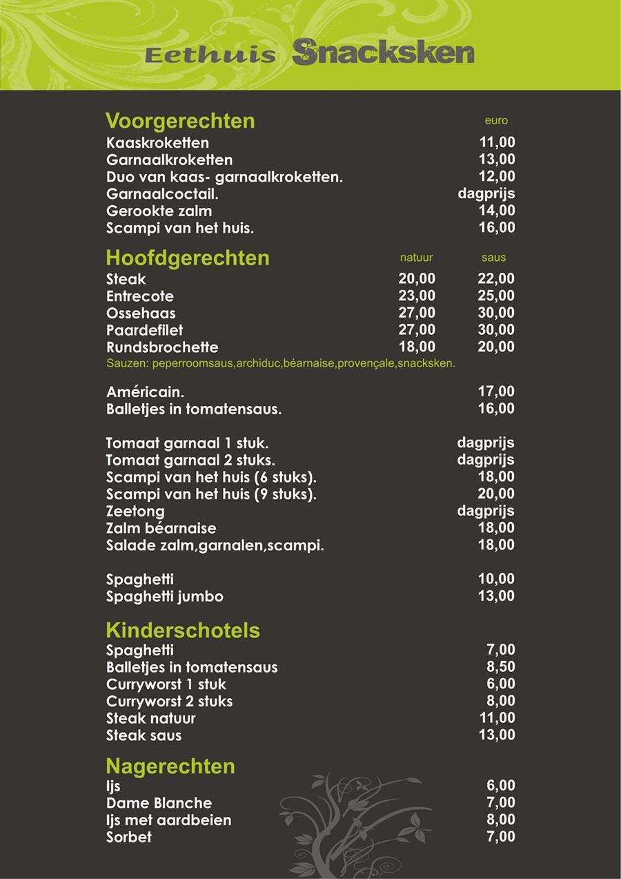 menukaart-snacksen